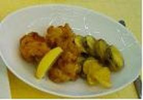 野菜とチキンのスパイシーフリット