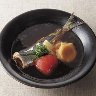 いわしのトマト煮