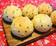 ハリネズミのパンの写真
