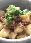 簡単常備菜!長芋と挽肉のそぼろ煮