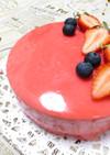 【綺麗】ミラーケーキ(ミロワール)♪