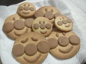 ★あんぱんまんクッキー★