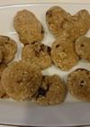 フライパンで作る!油砂糖不使用クッキー