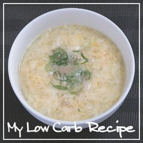 糖質オフ*ボーンブロスde卵スープ