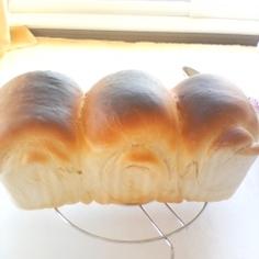 100均の型で♪かわいい食パン