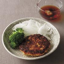 豆腐の小判焼き
