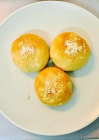 きな粉おはぎ風ごはんパン