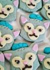 簡単☆かわいいクッキー☆ジェラトーニ