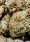 お腹に良いかな?キヌアとオーツのクッキー