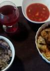 マヨネーズでこくUP!鮭と茸のグラタン