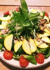 彩り野菜の冷しゃぶ