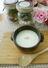 白菜のマヨ&豆乳ポタージュ
