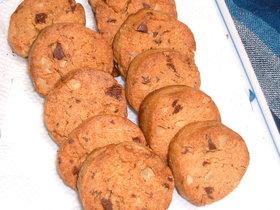 超さくさく!きなこクッキー