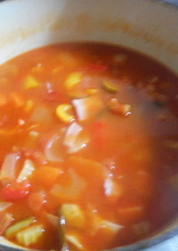 野菜なんでもスープ