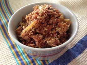 常備菜♪かつおのなまり節と生姜の佃煮