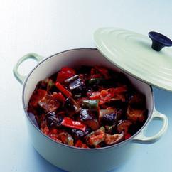 なすのトマト煮