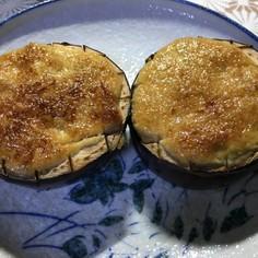 マヨ味の焼き茄子