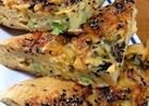 パンケーキミックスで作る♪枝豆チーズパン
