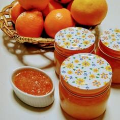 はっさくとオレンジのマーマレード