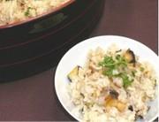 【伝統料理】サザエごはんの写真