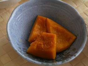 皮まで柔らか★我が家のかぼちゃの煮物☆