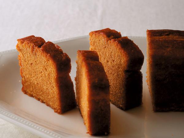 ハチミツのパウンドケーキ
