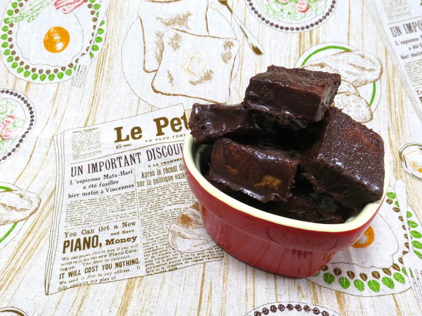 【簡単おやつ】食パンでチョコラスク♪