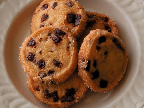 チョコレートのクッキー