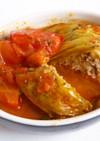 トマト煮込みロールキャベツ