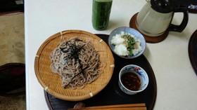 ざる蕎麦(血管ダイエット食1119)