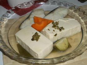 柚子胡椒で★鱈と豆腐のポン酢蒸し☆