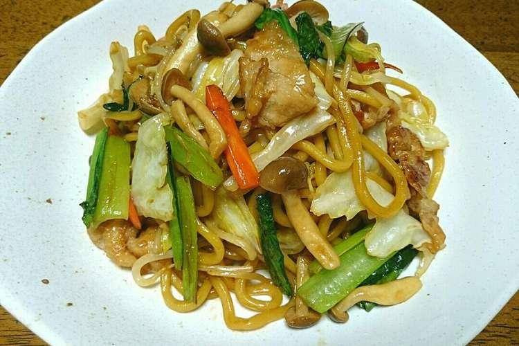 上海 焼きそば レシピ カルディの「上海焼きそば」が簡単なのに激うま!