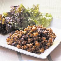 豆のドライカレー