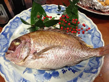 すみこおばあちゃんの鯛の「蒸し」