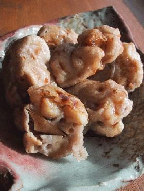 蕎麦粉のドーナツ