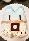 ラッキービーストの立体キャラケーキ