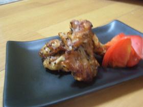 ウマイ♪豚肉の黒ゴマ&紅しょうが揚げ
