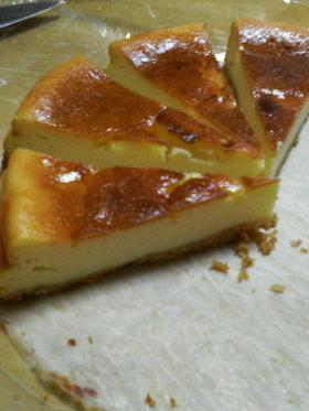 ベイクドチーズケーキ*