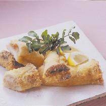 エリンギのツナチーズフライ