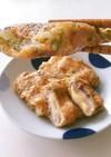 青海苔とチーズのピカタ&大葉チーズ肉巻き