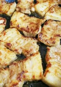 味噌焼きのタレ*豚バラ丼☆鶏ちゃん焼き