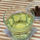 じ〜んわり冷やして作る水だし緑茶☆