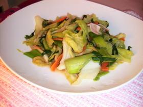 洋風♪野菜炒め