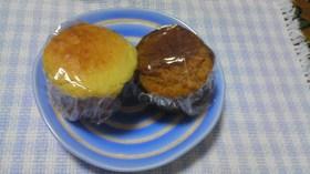 カラメルマフィン&チーズマフィン