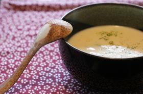 あったかじゃがいもスープ