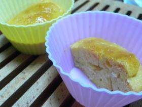 薩摩芋とグレープフルーツのしっとりケーキ