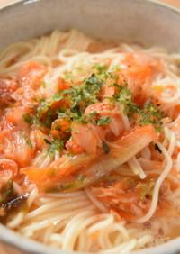 キムタマ素麺