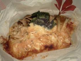 クックパーDE鮭の味噌マヨ ホイル焼き風