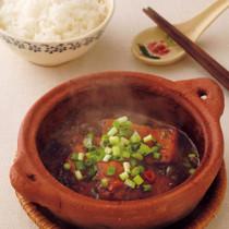 魚の土鍋煮