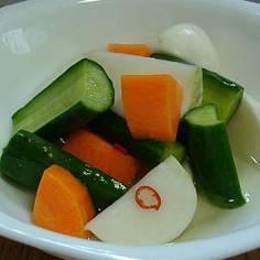 スピカ風さっぱり野菜ピクルス